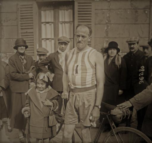 Emile ANTHOINE créateur de l'épreuve  Emile-anthoine_1924-4a
