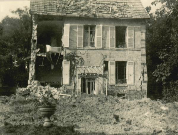 bombardement au v 233 sinet 1939 1945