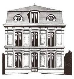 Une maison au v sinet du xixe si cle for Interieur 19eme siecle