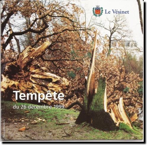 tempête de 1999 france